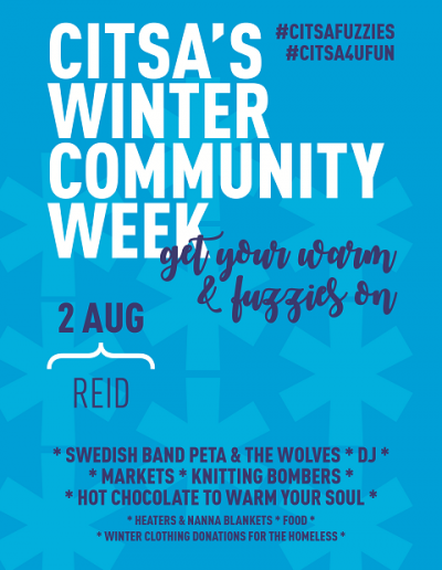 Winter Community Week 2017