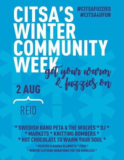 Winter Community Week 2017