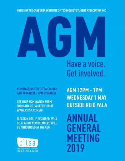 AGM Poster 2019